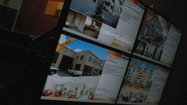 Video Wall – LJ Hooker Real Estate