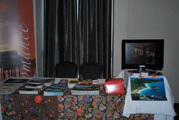 Advertise Me - Digital Signage Tourism Malaysia Wedding Exhibition
