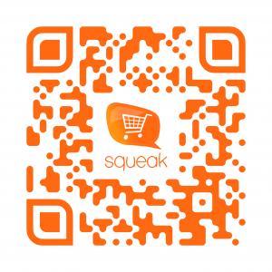 Squeak QR code by Advertise Me