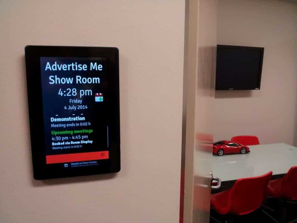 Meeting Room Display 3