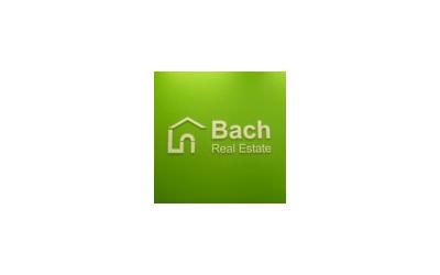 Advertise Me Digital Signage Bach Real Estate Logo