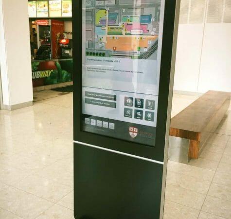 Advertise Me Digital Wayfinding Shopping Centres