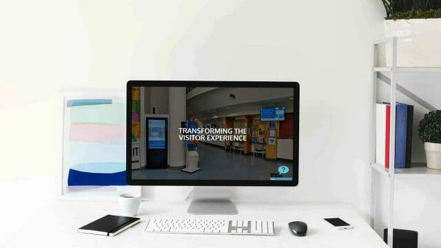 Website Development – Digital Wayfinding Solutions Website