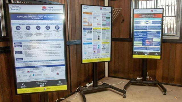 ePosters – UNSW Health Beyond Research & Innovation Showcase