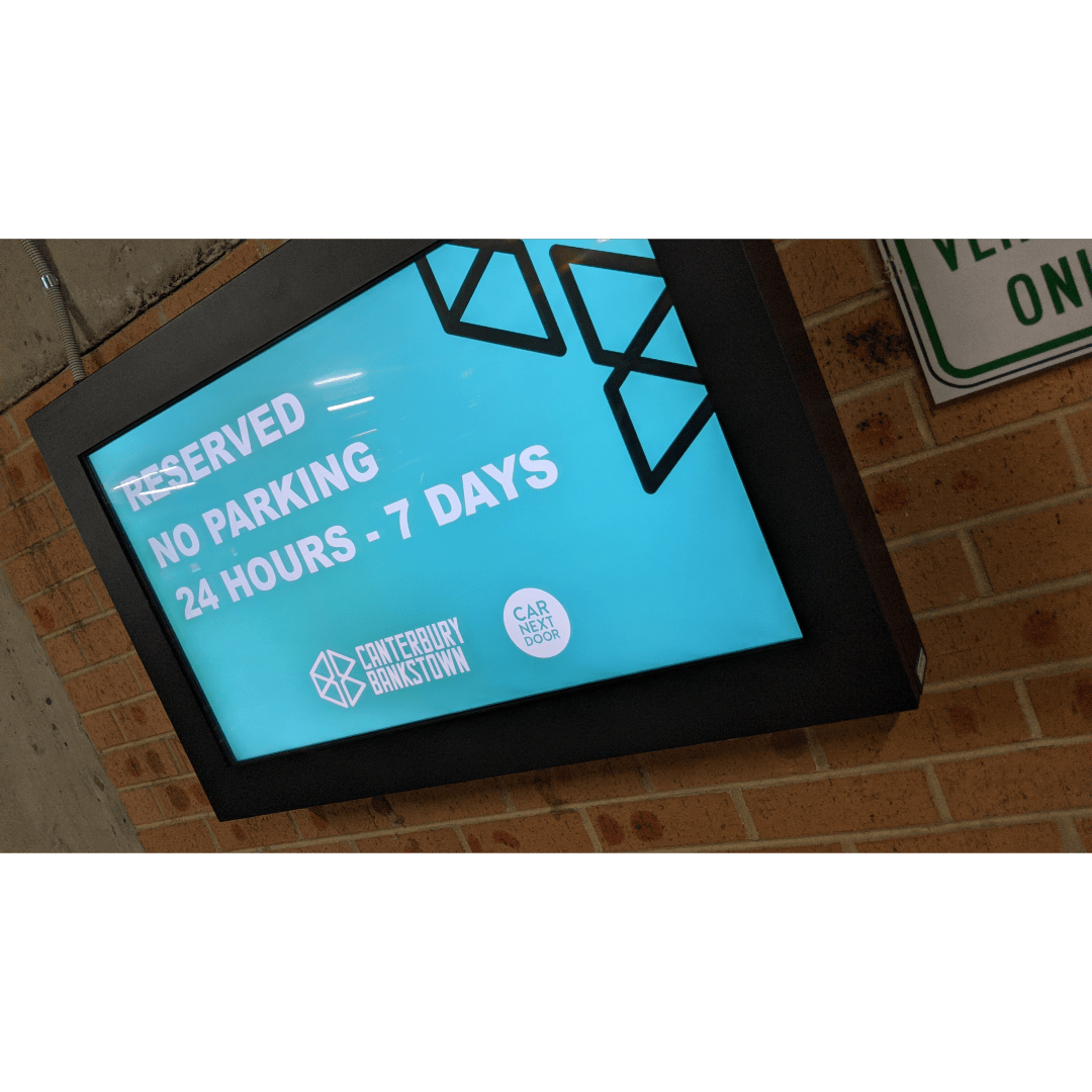 Advertise Me Digital Signage Custom Wall Moutned Screen Enclosures featured