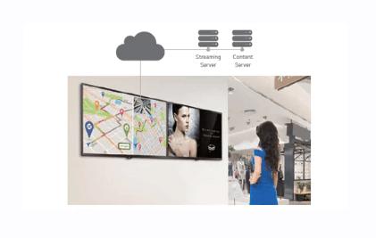 Advertise Me LG FULL HD COMMERCIAL MONITOR DISPLAY SM5KE video streaming