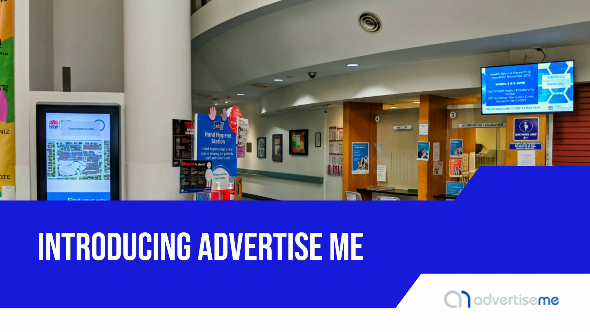ADVERTISE ME INTRO VIDEO FOR DIGITAL SIGNAGE DIGITAL WAYFINDING EPOSTERS SOCIAL WALL header